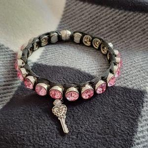 Betsey Johnson magnetic bracelet